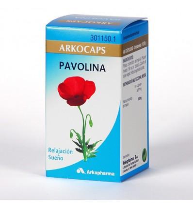 ARKOCAPSULAS PAVOLINA ARKOPHARMA 48 cápsulas