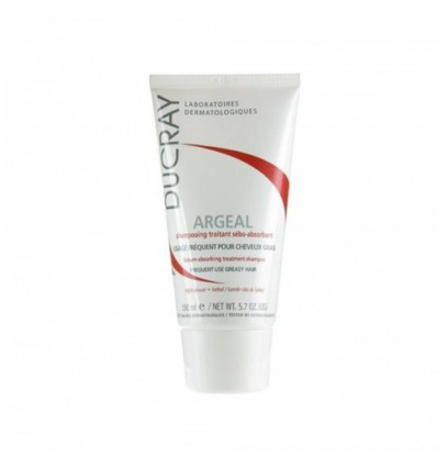 CHAMPU-CREMA ARGEAL DUCRAY 150ml