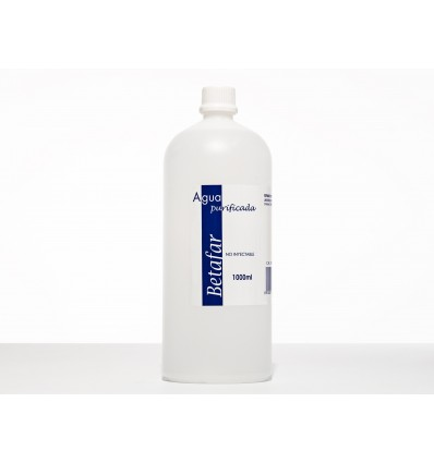 AGUA PURIFICADA BETAFAR 1000ml