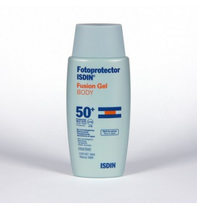 GEL SOLAR ISDIN FUSION GEL BODY SPF-50+ 100ml