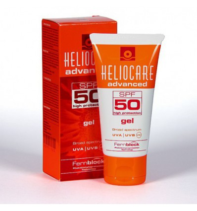 GEL SOLAR HELIOCARE ADVANCED SPF-50 50 ml