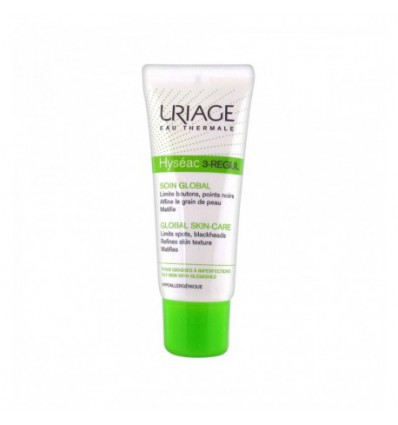 CUIDADO GLOBAL HYSEAC 3-REGUL URIAGE 40ml