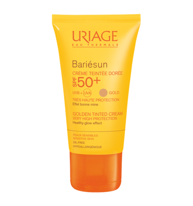 CREMA SOLAR BARIESUN CON COLOR CLARO URIAGE SPF-50+ 50ml