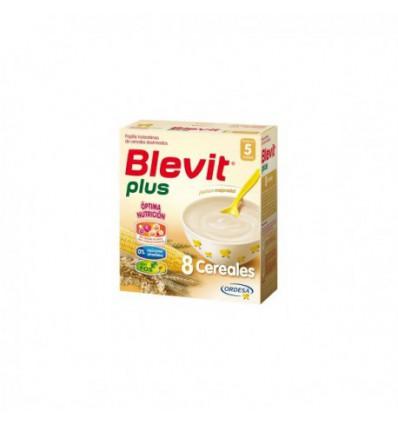 PAPILLA BLEVIT PLUS 8 CEREALES 600gr