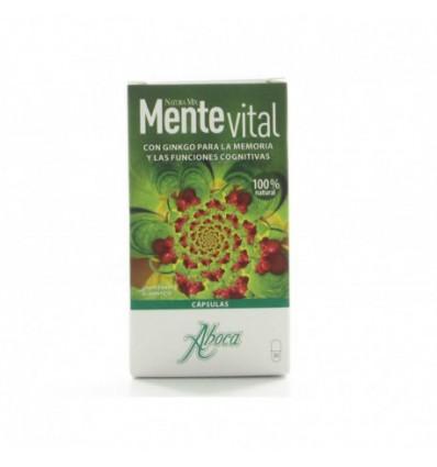 NATURA MIX MENTEVITAL ABOCA 30 cápsulas