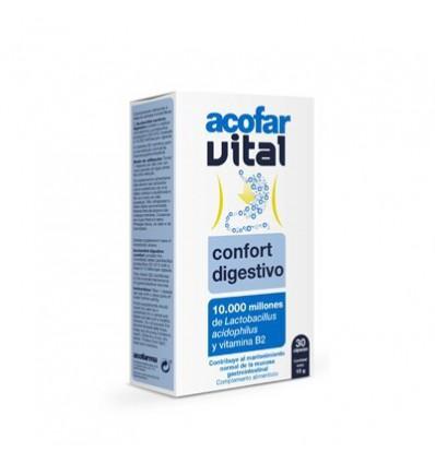 ACOFARVITAL CONFORT DIGESTIVO 30 Cápsulas