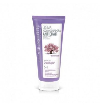 CREMA ACONDICIONADORA ANTIEDAD CLEARE INSTITUTE 200 ml