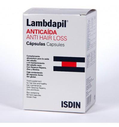 ANTICAIDA LAMBADAPIL ISDIN 60 capsulas