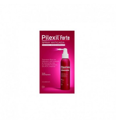 SPRAY ANTICAÍDA PILEXIL FORTE 120ml