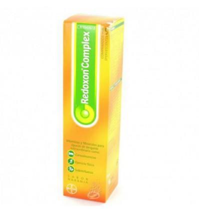 VITAMINAS REDOXCOMPLEX 15 comprimidos efervescentes