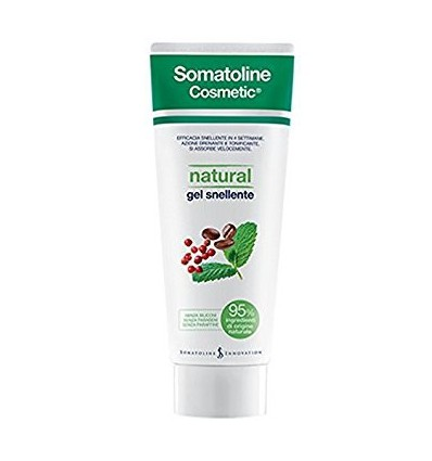 GEL REDUCTOR SOMATOLINE COSMETIC NATURAL 250ml