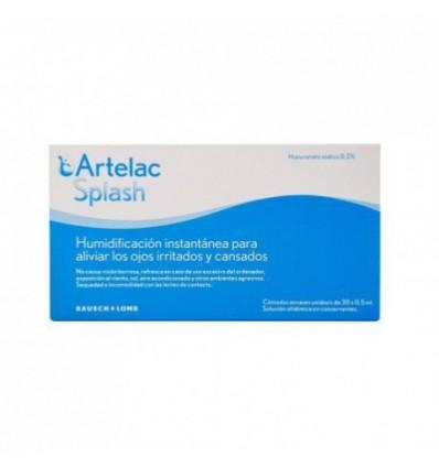 GOTAS OCULARES ARTELAC SPLASH 30 monodosis