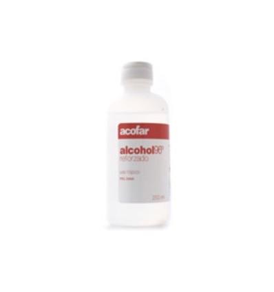 ALCOHOL REFORZADO 96º ACOFAR 250ml