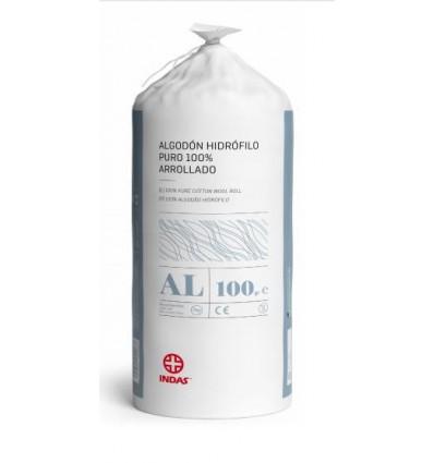 ALGODON HIDROFILO ARROLLADO PURO INDAS 100g