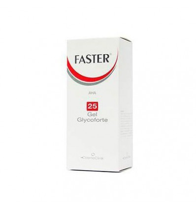 GEL GLYCOFORTE FASTUM 25 COSMECLINIK 50ml