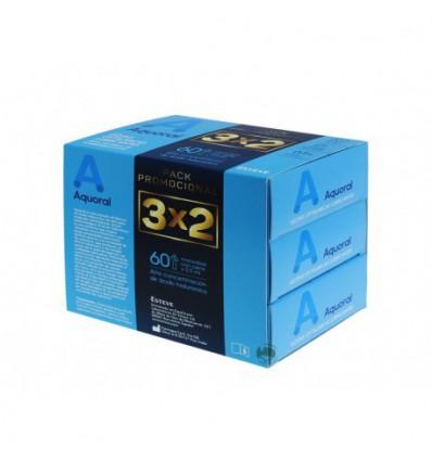 PACK LAGRIMAS ARTIFICIALES AQUORAL 3x20 monodosis