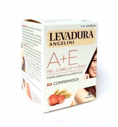 LEVADURA LEO A + E 60 COMPRIMIDOS