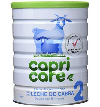 LECHE CAPRICARE 2 LECHE DE CABRA 800gr