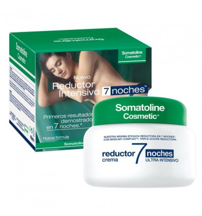 PACK SOMATOLINE TRATAMIENTO TOTAL 7 NOCHES