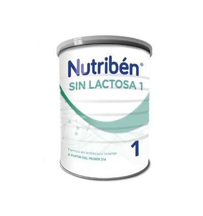 LECHE NUTRIBEN SIN LACTOSA 1 400 G