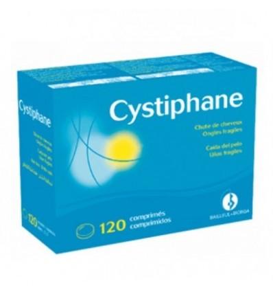 CYSTIPHANE PARA CABELLO Y UÑAS BIORGA 120 comprimidos