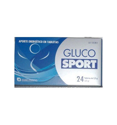 GLUCOSPORT 24 tabletas