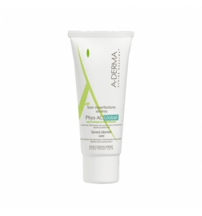 CREMA CUIDADO COMPLETO DE ANTI-IMPERFECCIONES PHYS-AC A-DERMA 40ml