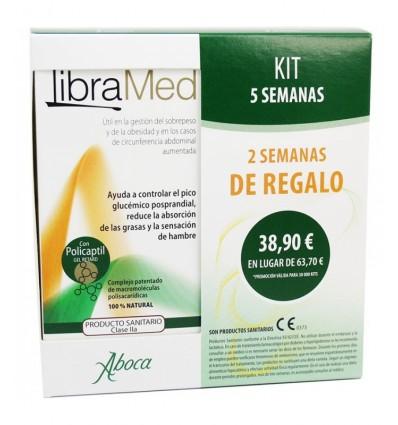 PACK ADELGACCION LIBRAMED ABOCA 138 +84 comprimidos