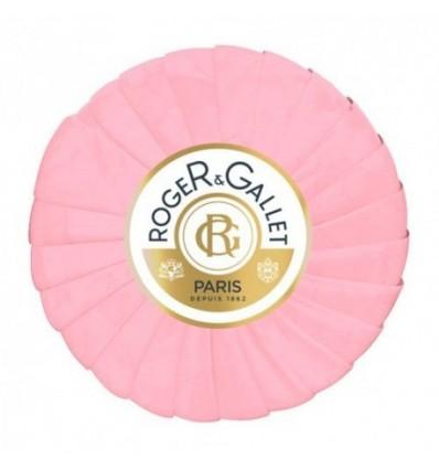 JABON PERFUMADO ROGER&GALLET ROSE 100gr