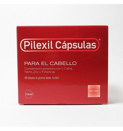 TRATAMIENTO ANTICAIDA PILEXIL 100 cápsulas