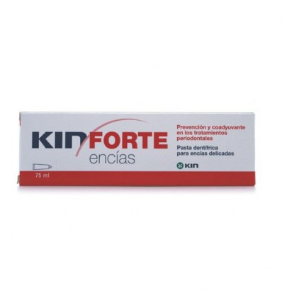 PASTA DENTAL KIN FORTE ENCIAS 75ml