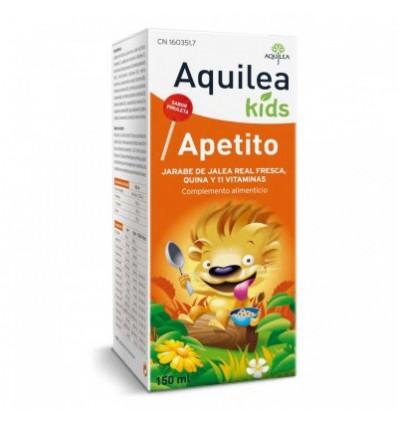 JARABE AQUILEA KIDS APETITO 150ml