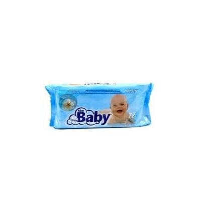 TOALLITAS MAYBABY INFANTILES 72u