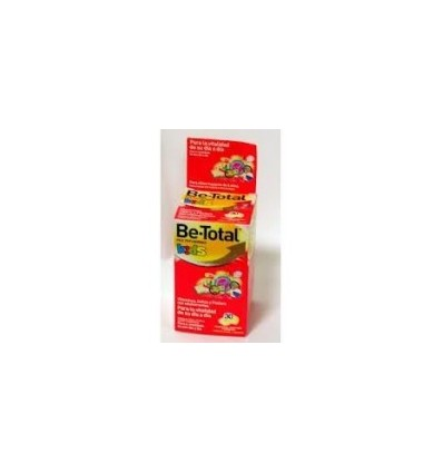 VITAMINAS BE-TOTAL KIDS 30comp. masticables