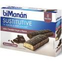 BARRITAS BIMANAN SABOR CHOCOLATE NEGRO Y BLANCO 24u