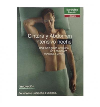 PACK REDUCTOR CINTURA Y ABDOMEN INTENSIVO NOCHE HOMBRE SOMATOLINE COSMETIC 2x150ml