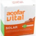 TRATAMIENTO SOLAR ACOFARVITAL 60comp