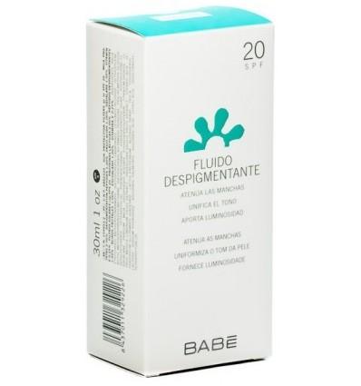 FLUIDO DESPIGMENTANTE BABE SPF-20 30ml