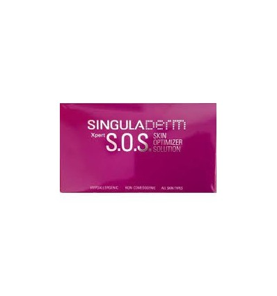 AMPOLLAS SINGULADERM XPERT SOS SKIN OPTIMIZER SOLUTION 3u